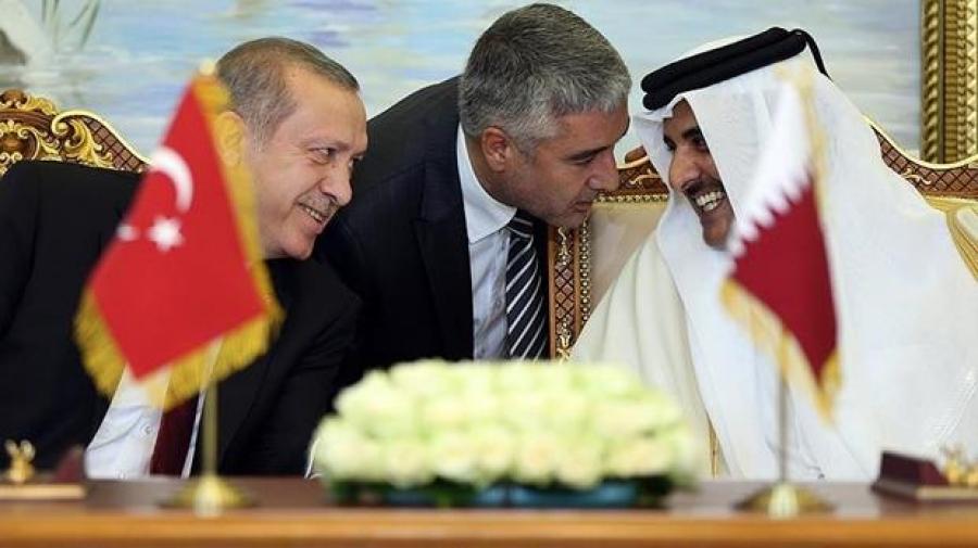 توافقنامه مهم گازی میان ترکیه و قطر