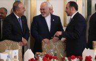 دیدار وزرای امور خارجه ترکیه و ایران