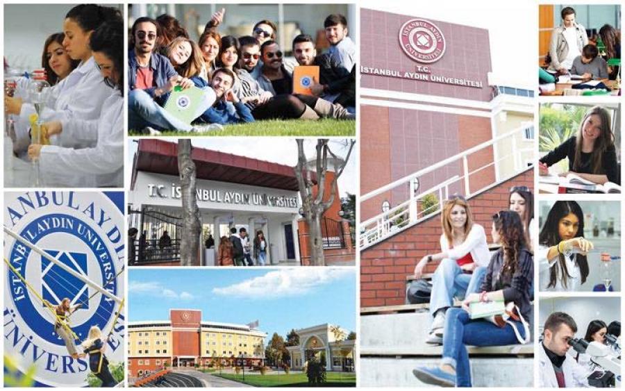 شروع ثبت نام مقاطع ارشد ودکتری دانشگاه آیدین استانبول