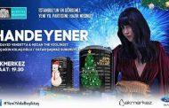 پارتی خیابانی شب سال تحویل در استانبول با کنسرت رایگان هانده ینر
