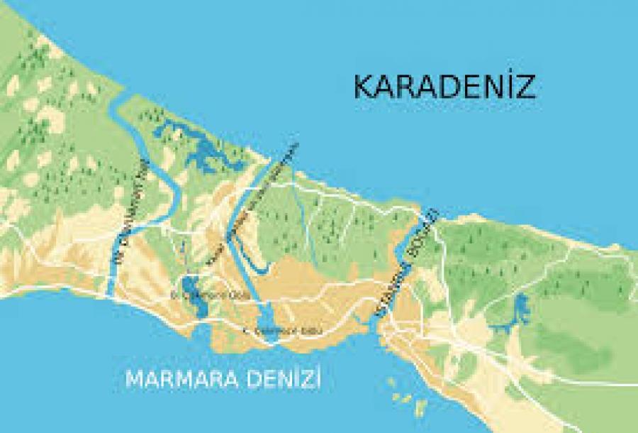 کانال استانبول ، تنگه بسفر دوم