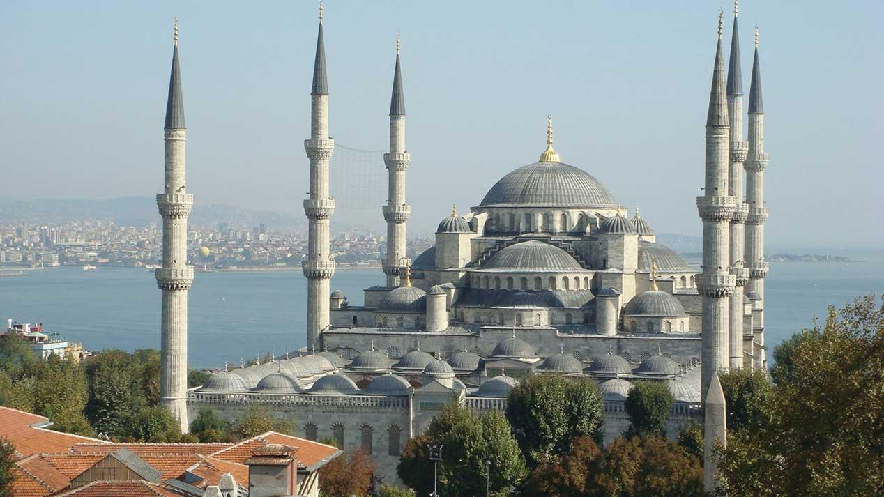 مسجد آبی یا سلطان احمد