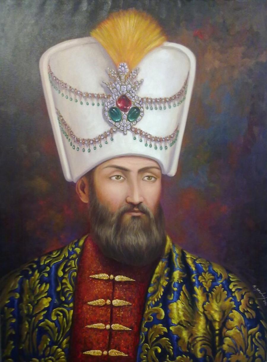 قبر سلطان سلیمان پیدا شد