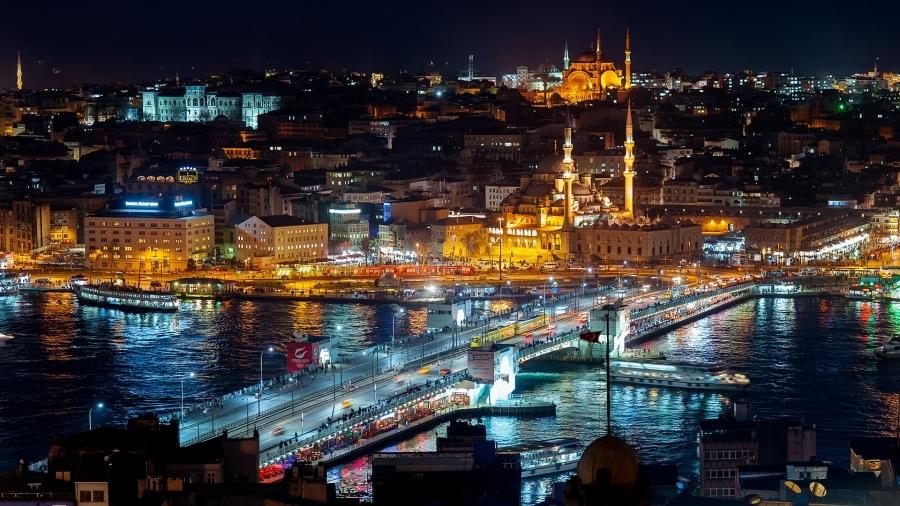 سفر بیش از ده میلیون توریست به استانبول