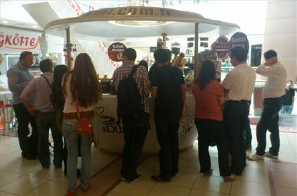 خرید امتیاز (فرانچایز) بوفه فروش قهوه در مرکز خرید