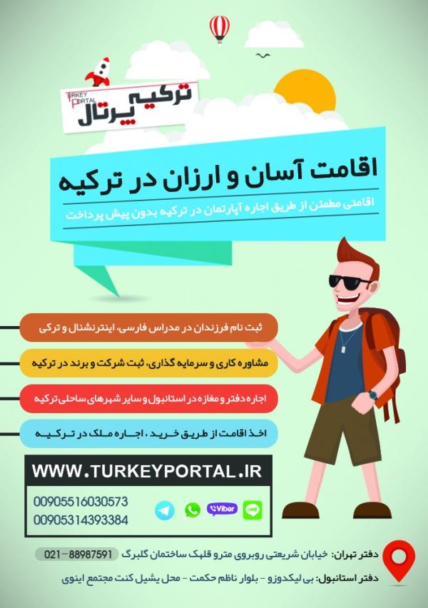 اقامت وکار در ترکیه پادکست شماره 1