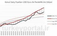 تاثیر افزایش قیمت دلار بروی آینده املاک و مستغلات در ترکیه