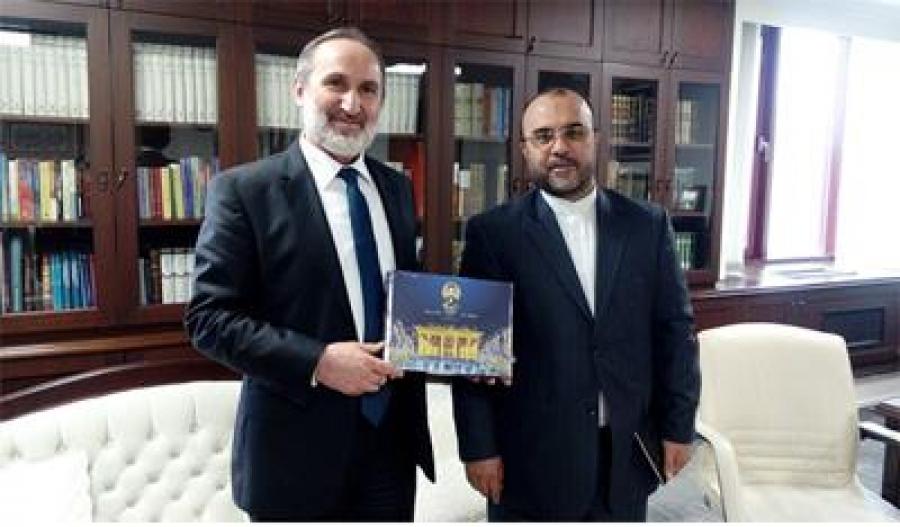 توسعه همکاریهای دینی ایران و ترکیه بررسی شد