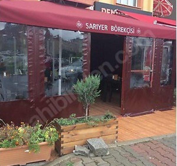 فرصت سرمایه گذاری با خرید بیزنس کافه-قنادی در استانبول