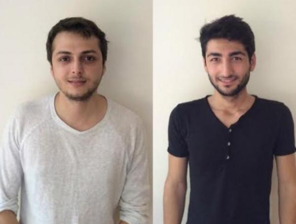 دو دانشجوی ترک از سوی شرکت تویتتر به سانفرانسیسکو دعوت شدند
