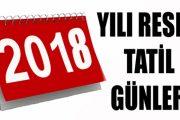 اعیاد ملی ترکیه