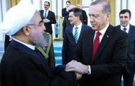 تصاویر دیده نشده از حضور روحانی در کاخ ریاست جمهوری ترکیه