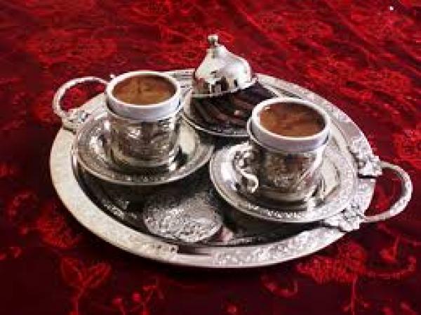 قهوه ترک را به روش انجمن تخصصی قهوه ترک درست کنید