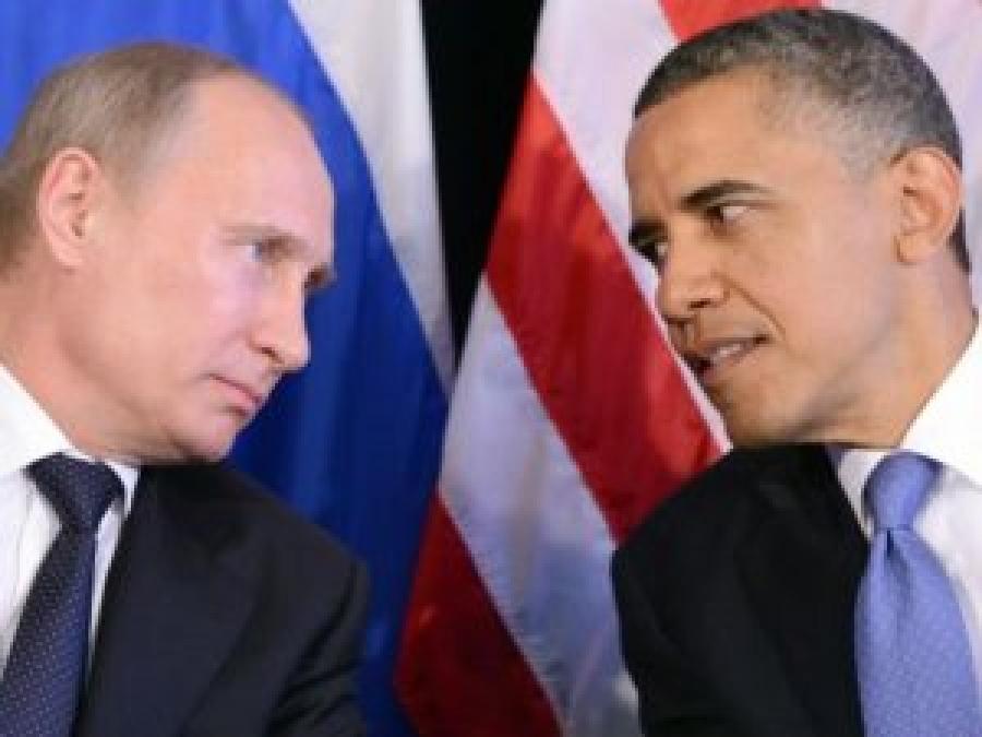 جاسوسی از دیدار پوتین و اوباما در آنتالیا