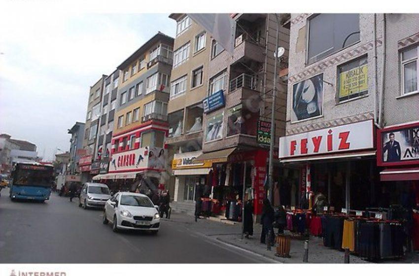 کرایه محل کار مناسب آرایشگاه در منطقه پرتردد استانبول