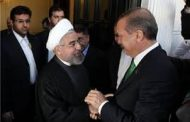 رجب طیب اردوغان رییس جمهوری ترکیه با حسن روحانی رییس جمهوری ایران بصورت تلفنی گفتگو کرد.