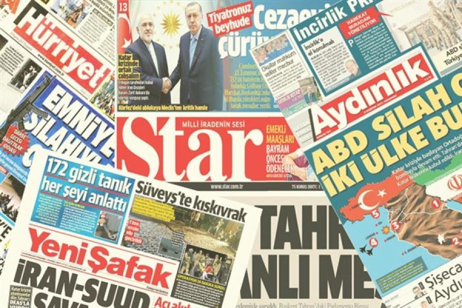 پیام روزنامههای ترکیه به ایران: در کنار همیم