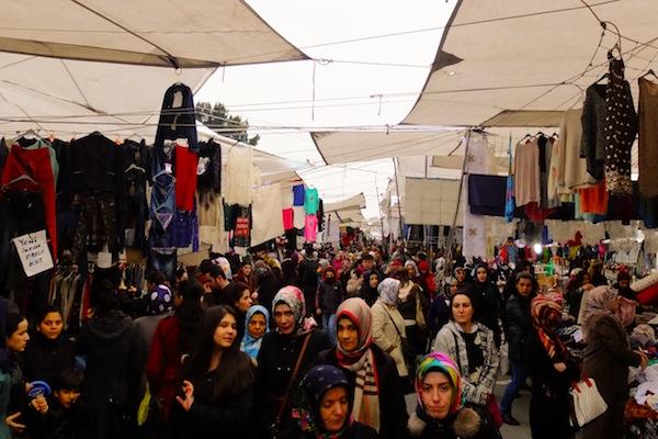 بازار باکیرکوی