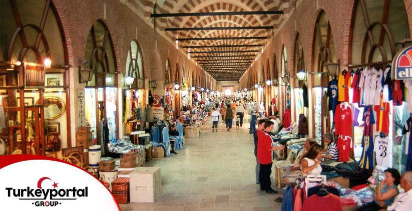 بازار محلی استانبول