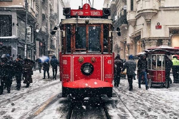 راهنمای کوتاه سفر به استانبول