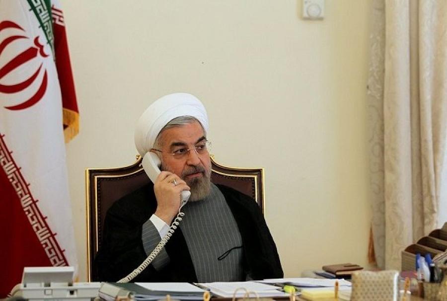 تاکید روحانی بر ضرورت تسریع در اجرای توافقات ایران و ترکیه
