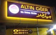 رستوران جیگر طلا در استانبول