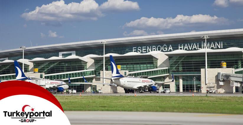 فرودگاه بین المللی پایتخت ترکیه