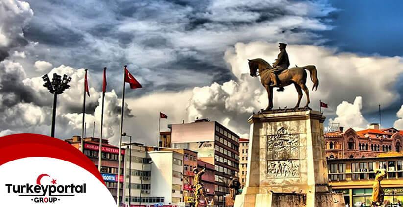 راهنمای سفر به شهر آنکارا پایتخت ترکیه