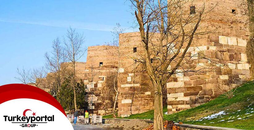 تاریخ پایتخت ترکیه