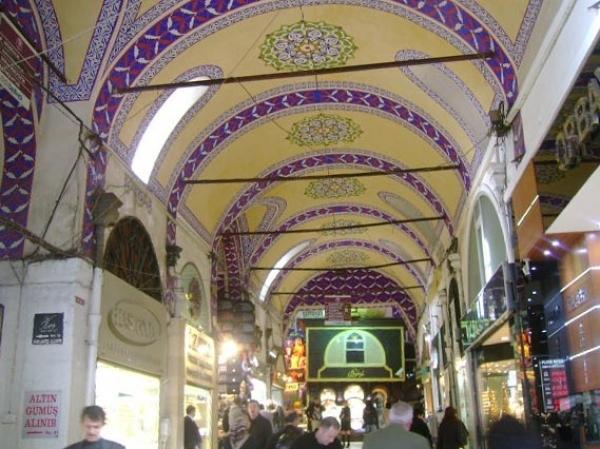 بازار سنتی استانبول
