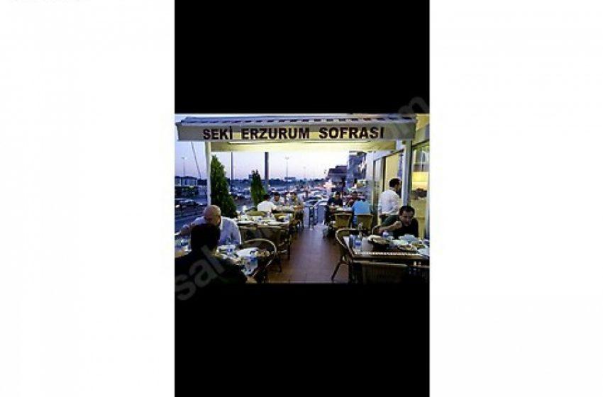 فروش بیزنس فعال رستورانی با دخل بالا در منطقه خوب