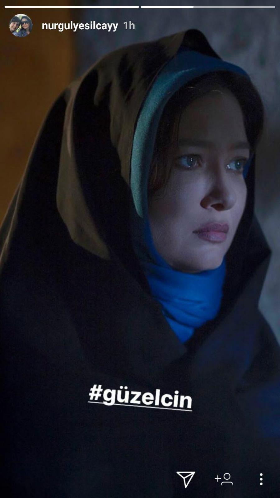 صحبتهای بازیگر زن ترکیهای (نورگل یشیلچای) درباره چادر + عکس