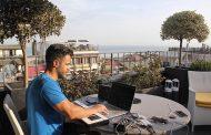 عکس جدید سیروان خسروی در استانبول! | فروردین 95