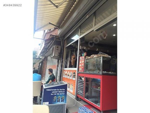 فروش بیزنس رستورانی کوچک دونر فروشی در توپکاپی استانبول