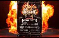 راک آف فستیوال ۲۰۱۵ (ROCK OFF) در استانبول