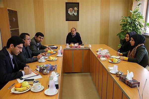 عقد تفاهمنامه واحد شیراز با دانشگاه آیدین ترکیه در آیندهای نزدیک