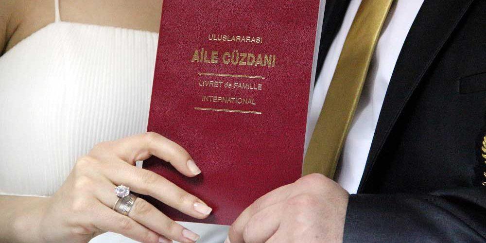 نحوه ازدواج اتباع خارجی در ترکیه