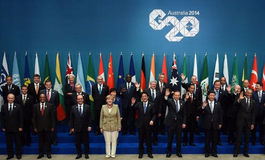 دهها تریلیون دلار سرمایه در اختیار کشورهای گروه بیست است