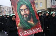 مراسم عزاداری شعیان در روز عاشورا در استانبول