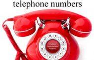 تلفنهای اضطراری ترکیه