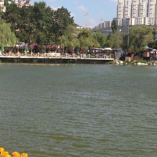 دریاچه ی باغچه شهیر