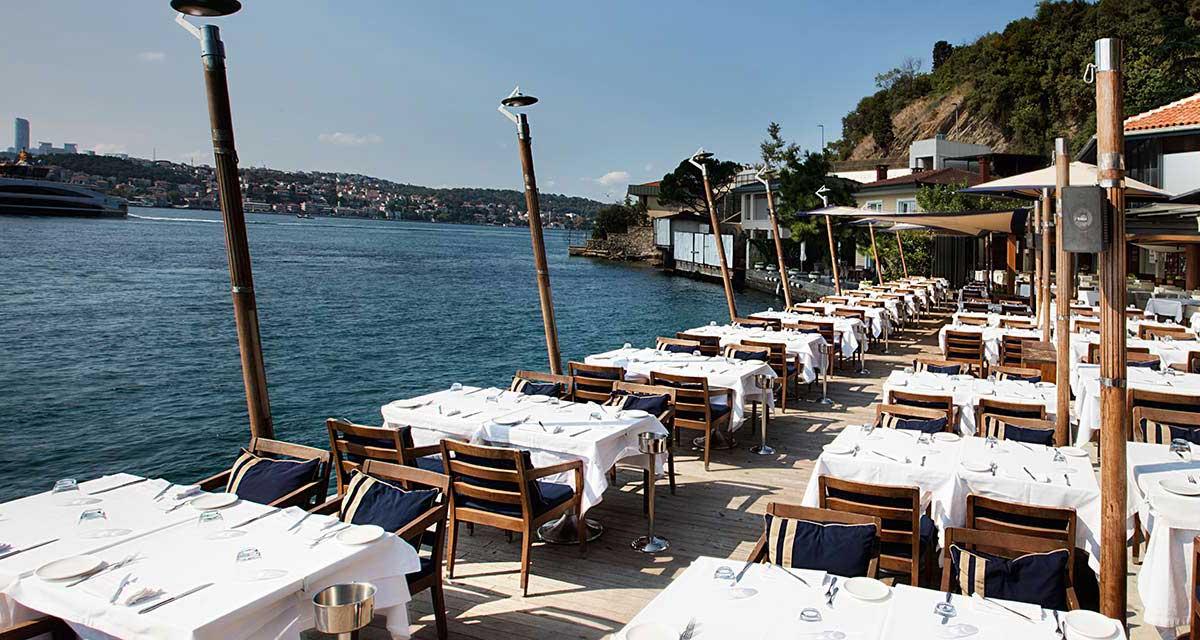 صبحانه در بیکوز استانبول