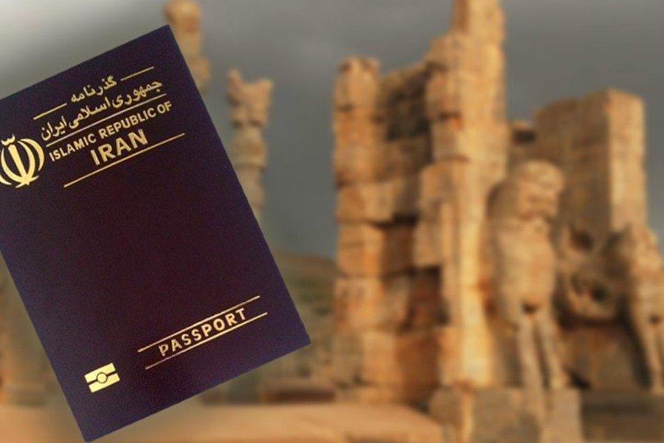 مفقود شدن پاسپورت