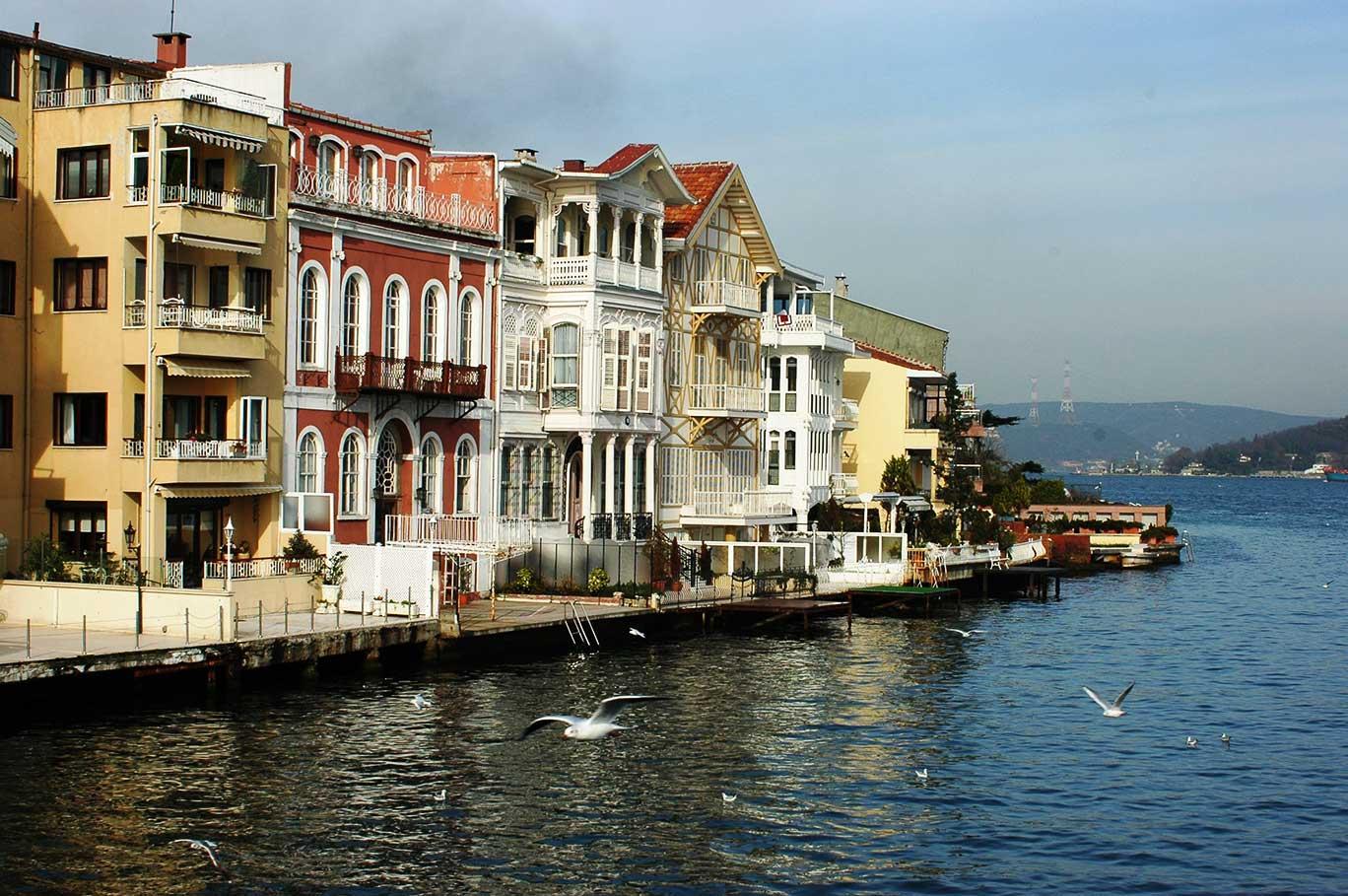 منطقه ساریر استانبول