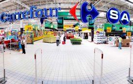 فروشگاه زنجیره کارفور ترکیه