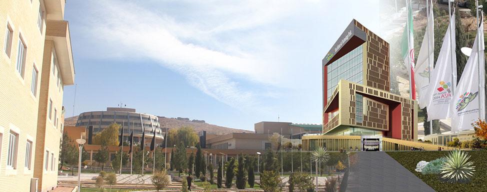 Fars eyaletinin Bilim ve Teknoloji Parkı