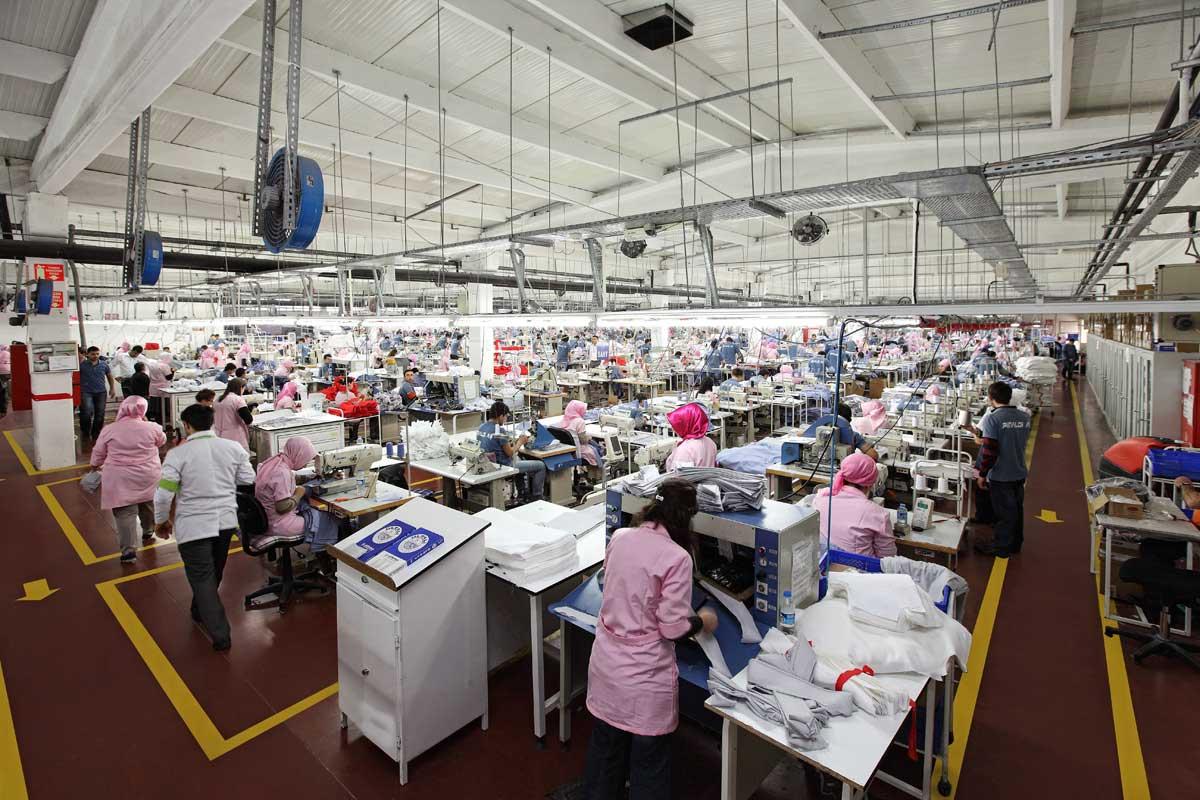 احداث واحد تولیدی در ترکیه