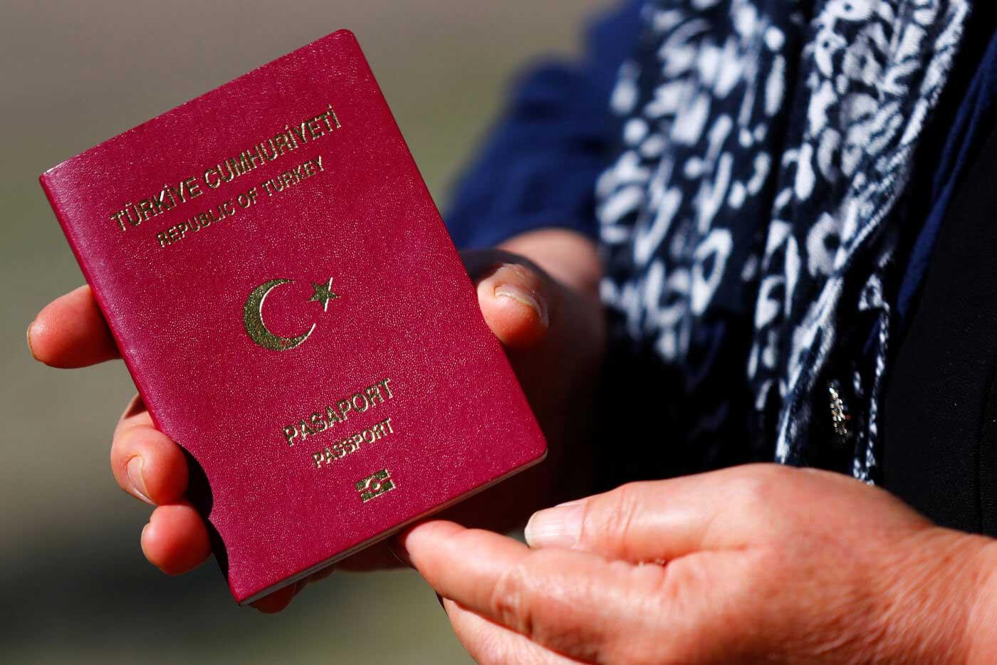 اخذ شهروندی ترکیه از طریق خرید ملک