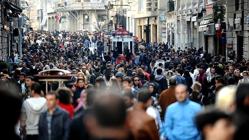 جمعیت ترکیه