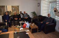 ارتباط | بازدید هلدینگ ترک از نمایشگاه ایران در استانبول